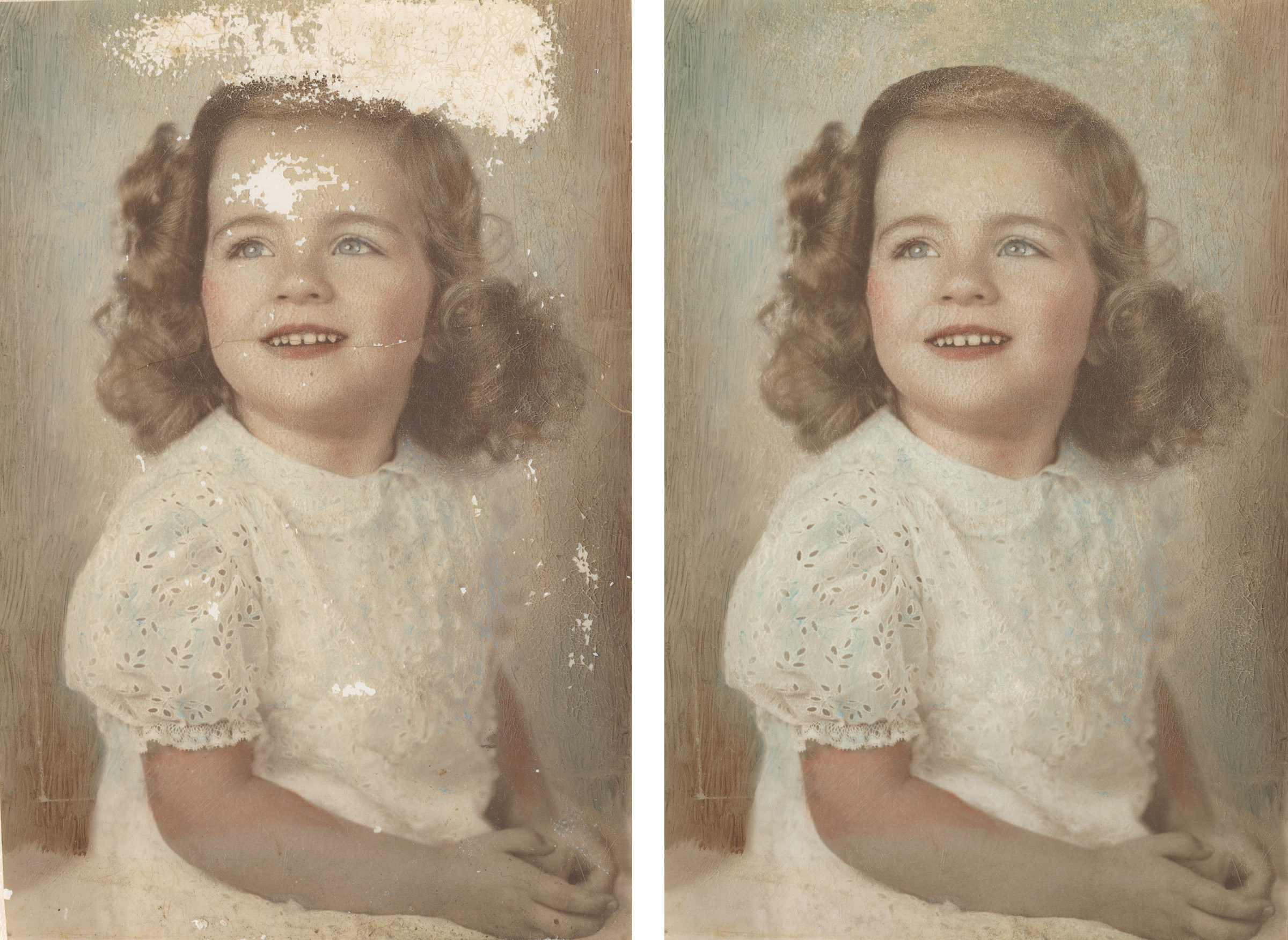 Turn A New Photo Into An Old Photo With Photoshop
